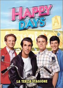 Happy Days. Stagione 3 (4 DVD) - DVD