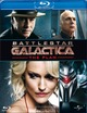 Cover Dvd Battlestar Galactica - The Plan