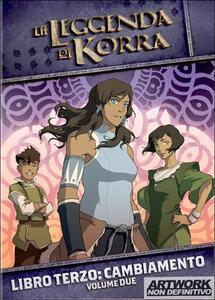 La leggenda di Korra. Libro 3. Cambiamento. Vol. 2 - DVD