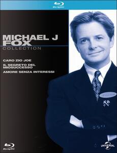 Michael J Fox Collection (3 Blu-ray) di Jonathan Lynn,Herbert Ross,Barry Sonnenfeld