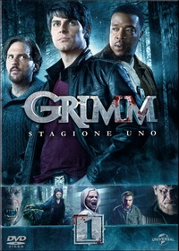 Cover Dvd Grimm. Stagione 1 (DVD)