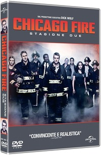 Cover Dvd Chicago Fire. Stagione 2 (DVD)