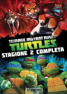Teenage Mutant Ninja Turtles. Stagione 2 (4 DVD) - DVD