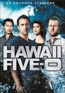 Hawaii Five-0. Stagione 2 (6 DVD) - DVD