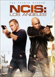 NCIS: Los Angeles. Stagione 4 (6 DVD) - DVD