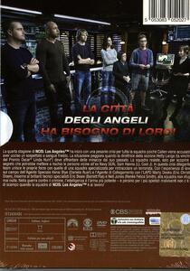 NCIS: Los Angeles. Stagione 4 (6 DVD) - DVD - 2
