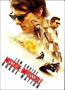 Film Mission: Impossible. Rogue Nation Christopher McQuarrie