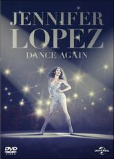 Film Jennifer Lopez. Dance Again Ted Kenney