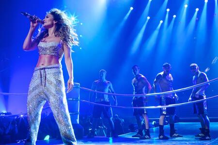 Jennifer Lopez. Dance Again di Ted Kenney - DVD - 3