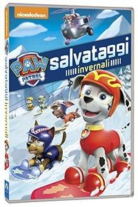 Cover Dvd Paw Patrol. Salvataggi invernali (DVD)