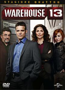 Warehouse 13. Stagione 4 (5 DVD) - DVD