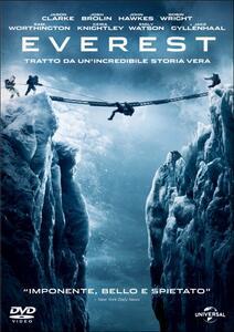 Everest di Baltasar Kormakur - DVD