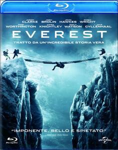 Everest di Baltasar Kormakur - Blu-ray