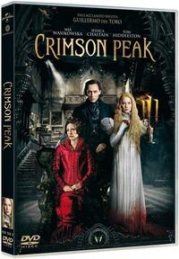 Cover Dvd Crimson Peak (DVD)