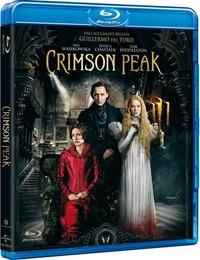Cover Dvd Crimson Peak (Blu-ray)