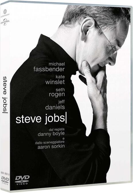 Steve Jobs di Danny Boyle - DVD