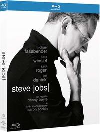 Cover Dvd Steve Jobs (Blu-ray)
