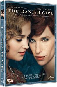 The Danish Girl di Tom Hooper - DVD