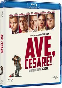 Ave, Cesare! di Ethan Coen,Joel Coen - Blu-ray