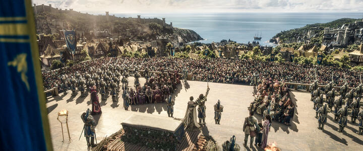 Warcraft. L'inizio di Duncan Jones - Blu-ray - 5