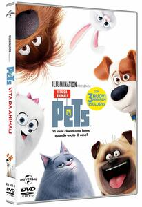 Pets. Vita da animali di Chris Renaud,Yarrow Cheney - DVD