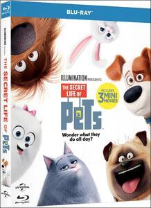 Pets. Vita da animali di Chris Renaud,Yarrow Cheney - Blu-ray
