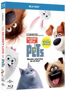 Pets. Vita da animali di Chris Renaud,Yarrow Cheney - Blu-ray - 2