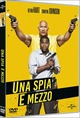 Cover Dvd Una spia e mezzo