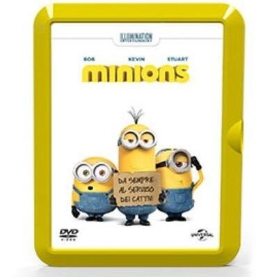 Minions. Frame Edition (DVD) - DVD - Film di Pierre Coffin , Kyle ...
