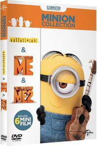 Film Minions Collection (3 DVD) Kyle Balda Pierre Coffin Chris Renaud