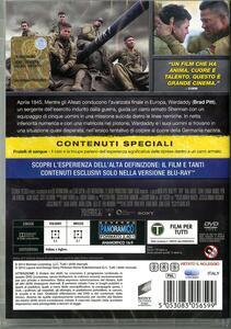 Fury di David Ayer - DVD - 2