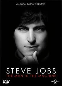 Steve Jobs. The Man in the Machine di Alex Gibney - DVD