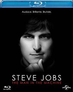 Steve Jobs. The Man in the Machine di Alex Gibney - Blu-ray