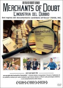 Merchants of Doubt. L'industria del dubbio di Robert Kenner - DVD