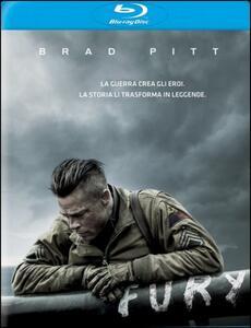 Fury (2 Blu-ray)<span>.</span> Edizione speciale di David Ayer - Blu-ray