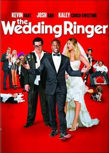 The Wedding Ringer. Un testimone in affitto di Jeremy Garelick - DVD