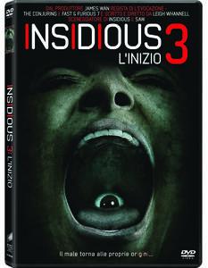Insidious 3. L'inizio di Leigh Whannell - DVD