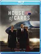 Film House of Cards. Stagione 3 (Serie TV ita)