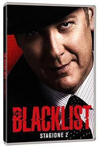 The Blacklist. Stagione 2 (6 DVD) - DVD