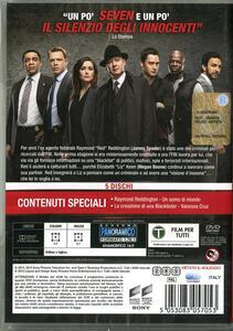 The Blacklist. Stagione 2 (6 DVD) - DVD - 2