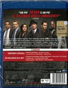 The Blacklist. Stagione 2 (6 Blu-ray) - Blu-ray - 2