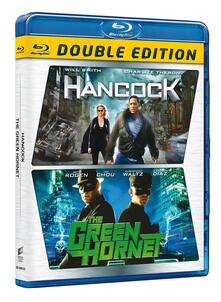 The Green Hornet - Hancock (2 Blu-ray) di Peter Berg,Michel Gondry