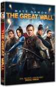 Film The Great Wall (DVD) Zhang Yimou