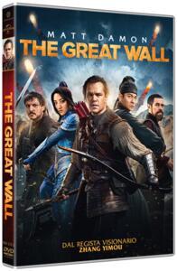The Great Wall (DVD) di Zhang Yimou - DVD