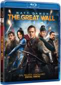 Film The Great Wall (Blu-ray) Zhang Yimou