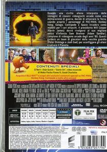 Pixels di Chris Columbus - DVD - 2