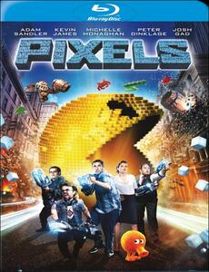 Pixels di Chris Columbus - Blu-ray