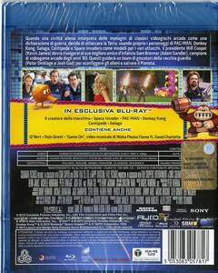 Pixels di Chris Columbus - Blu-ray - 2