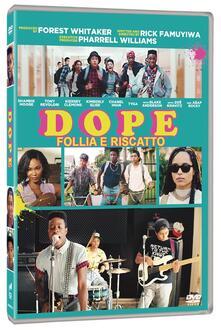 Dope. Follia E Riscatto (DVD) di Rick Famuyiwa - DVD