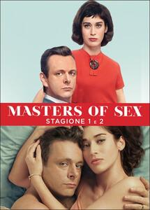 Masters of Sex. Stagione 1 & 2 (8 DVD) - DVD